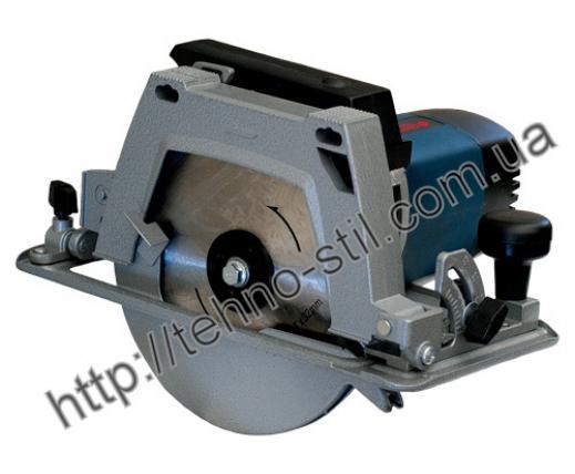 Дисковая пила Craft-tec CX-CS403В (2100W), с переворотом