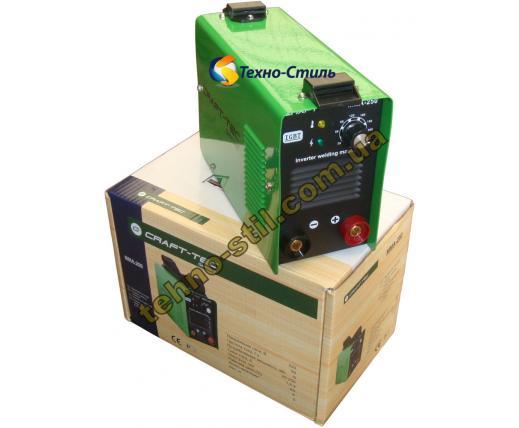 Инверторный сварочный аппарат Craft-tec MMA-250(IGBT)кор.