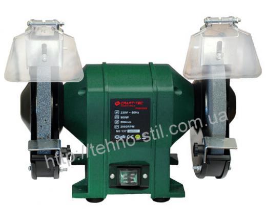 Точило электрическое Craft-tec PXBG203 (Диаметр 200)